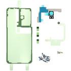 Samsung G998B Galaxy S21 Ultra 5G Plak Sticker, Rework Kit/Set Containing Adhesive/Tapes, Screws, GH82-24597A