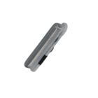 Samsung A415F Galaxy A41 Power Button, Prism Crush Silver/Zilver, GH98-45439C