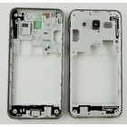 Samsung Mittel Gehäuse J500F Galaxy J5, Silber, GH98-37586A