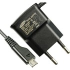 Samsung USB-Oplader, ETA0U10EBE, Zwart, 5.0V, 0.7A, GH44-02149B