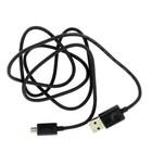 LG Micro USB Data Kabel, KCA-ET-8-0020, Zwart, 1.2M, EAD62377902;SGDY0016701