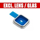 Samsung Camera Ring Cover G900F Galaxy S5, Silver, GH98-31721A, Without Glass/lens