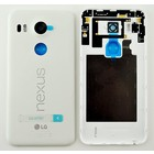 LG Battery Cover H791 Nexus 5X, White, ACQ88434811