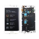 Samsung LCD Display Modul N915F Galaxy Note Edge, Weiß, GH97-16636B