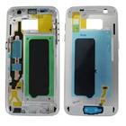 Samsung Middenbehuizing G930F Galaxy S7, Zilver, GH96-09788B