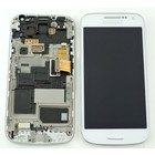 Samsung LCD Display Modul i9195i Galaxy S4 Mini VE, Weiß, GH97-16992B