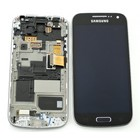 Samsung LCD Display Modul i9195i Galaxy S4 Mini VE, Deep Black, GH97-16992C