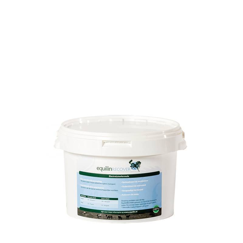 EquilinRECOVER, electrolyte drink in bucket 1.5kg