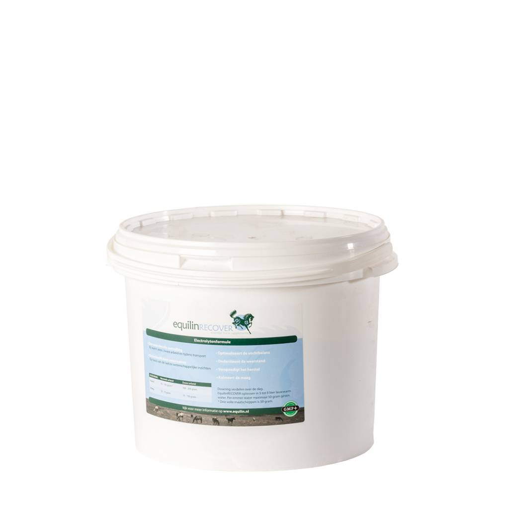 EquilinRECOVER EquilinRECOVER, electrolytendrank in emmer 4 kg