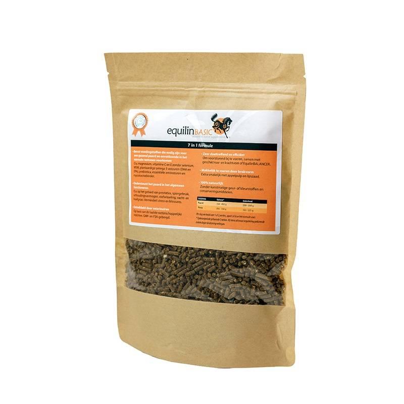 EquilinBASIC EquilinBASIC 400 gram probeerverpakking