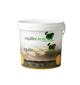 Storage bucket for equilinBALANCER or GROW  with measure cup.