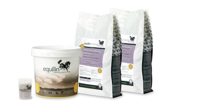 EquilinIMMUNO Starter Package IMMUNO, resistance formula