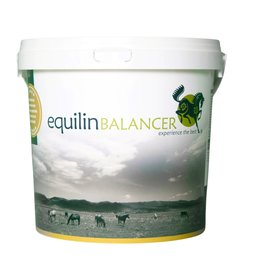 Storage bucket for equilinBALANCER or GROW  with measure cup