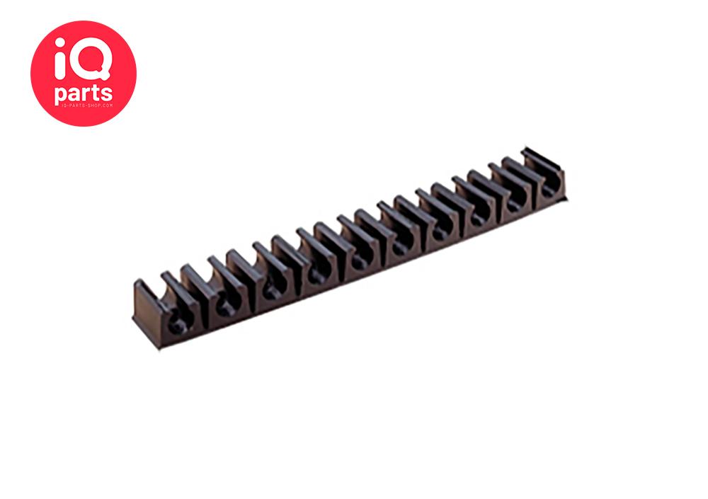 IQ-Parts Hose clamp clip - Black
