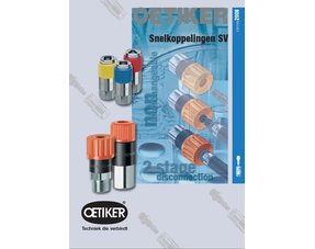 Oetiker - TST articulated joints Series SV