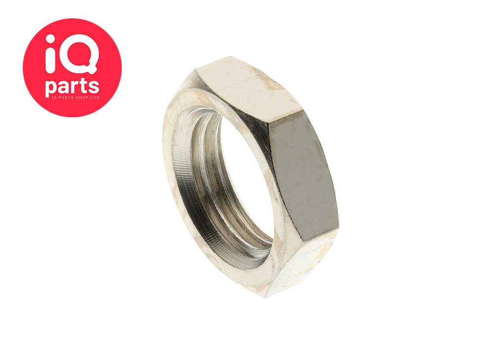 Nickel Plated Brass Lock Nut