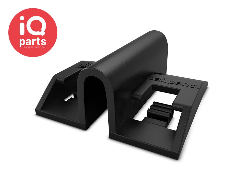 NORMAFIX® HVAC Bridge Clip for plastic Cable tie / Ty-rap