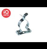 ABA ABA Tool clip - standaard, verzinkt, gesloten uitvoering W1