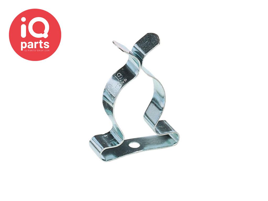 ABA ABA Tool clip - Standard, verzinkt, Geschlossene Ausführung W1