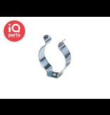 ABA ABA Tool clip - Standard, verzinkt, Offene Ausführung W1