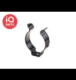 ABA ABA Tool clip - met zwarte nylon coating, open uitvoering W1