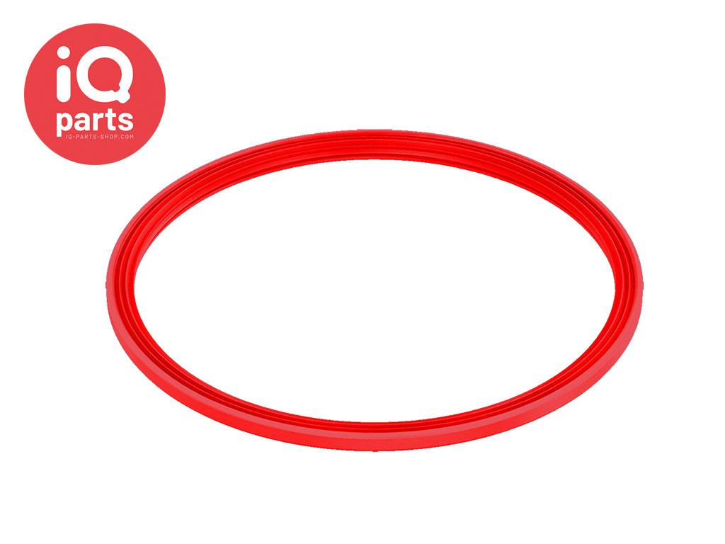 Connector  seal/gasket FKM (Viton) 2 mm