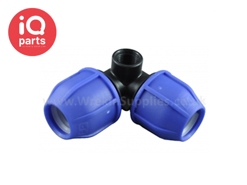 Quick Coupler Compression fitting PE