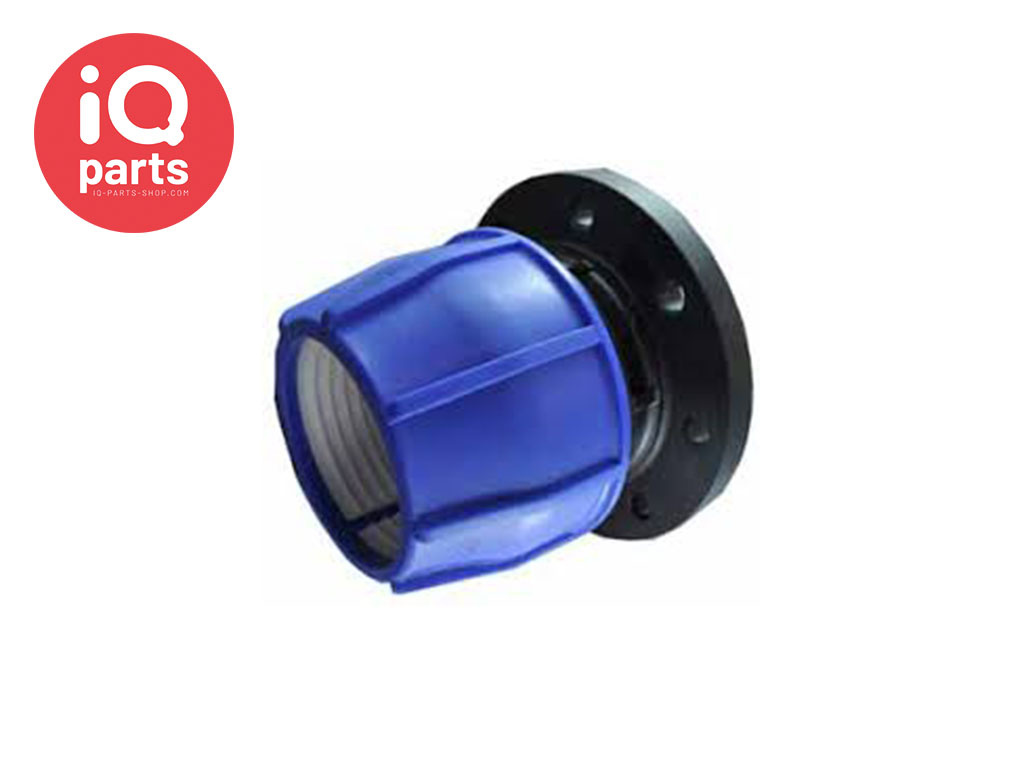 NORMA NORMA® Snelkoppeling Flens adapter Compression fitting FLA