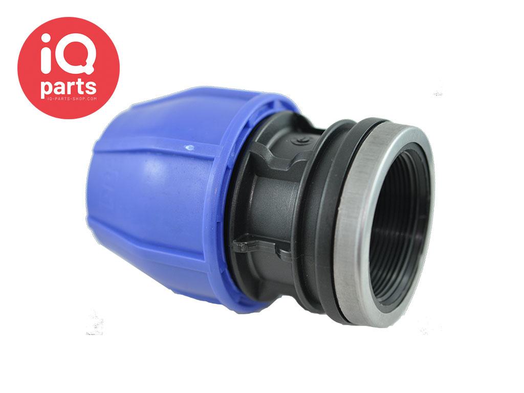 NORMA NORMA® Snelkoppeling Compression fitting Verloop Male - binnendraad FA