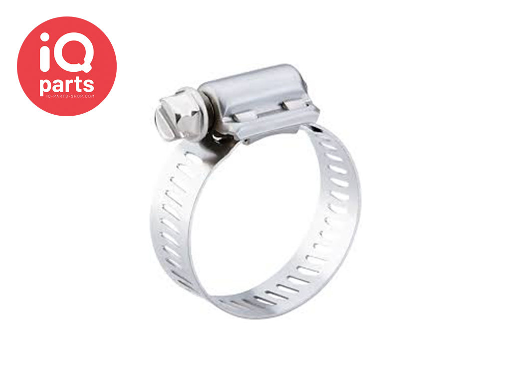 Aero Seal 14,3 mm width W4 (S40) Hose Clamp