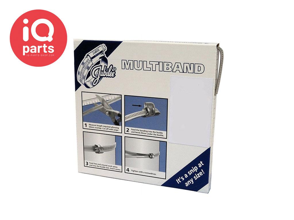 Multiband Dispender W1 (S10) inkl. Schneckengehäuse und Schrauben