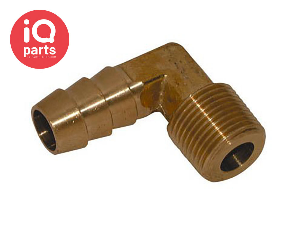 Brass Elbow Hose Connector