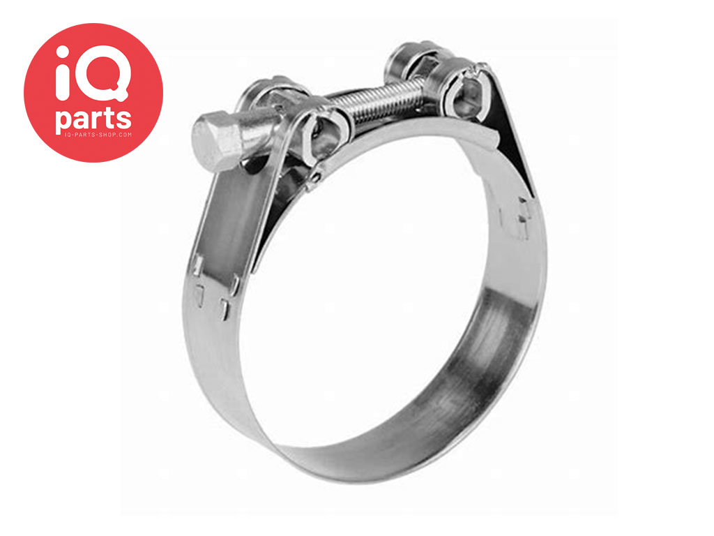 Normaclamp GBS W2 Hose Clamp (AISI 403)