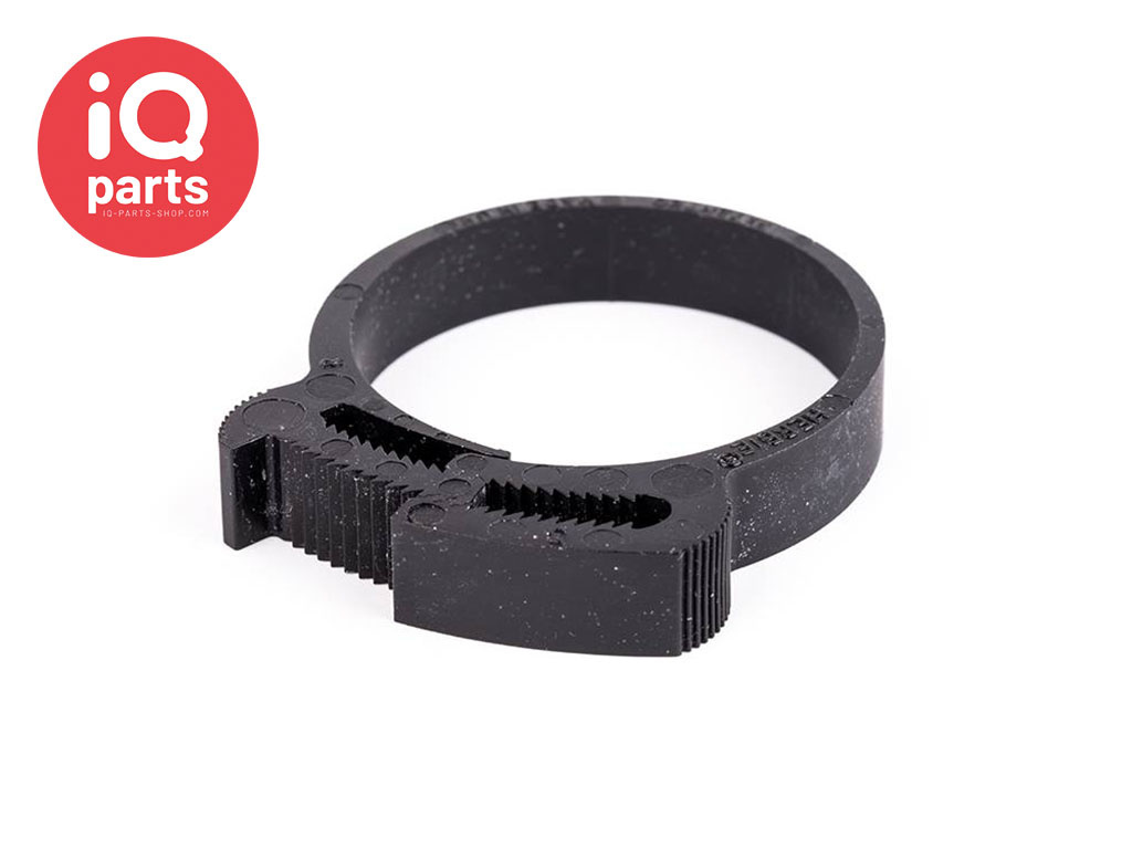 Herbie Clip Plastic (Nylon) Hose Clamp – Double Grip