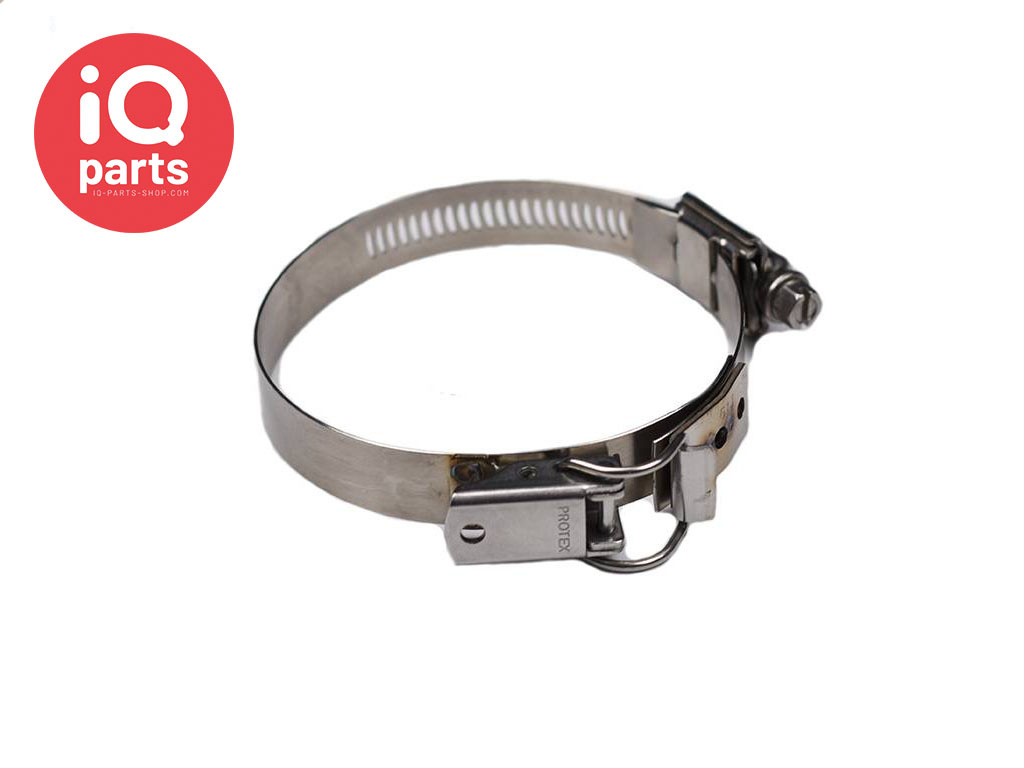 High Torque Mini Quick release Clamp W4 (stainless steel AISI 304)