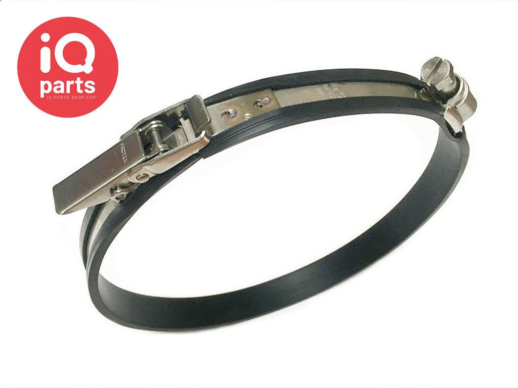 Maxi / Protex W5  - 20 mm brede robuuste snelsluit slangklem