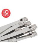 NORMA Normafix® Roestvrijstalen Kabelbinder W5 RVS 316