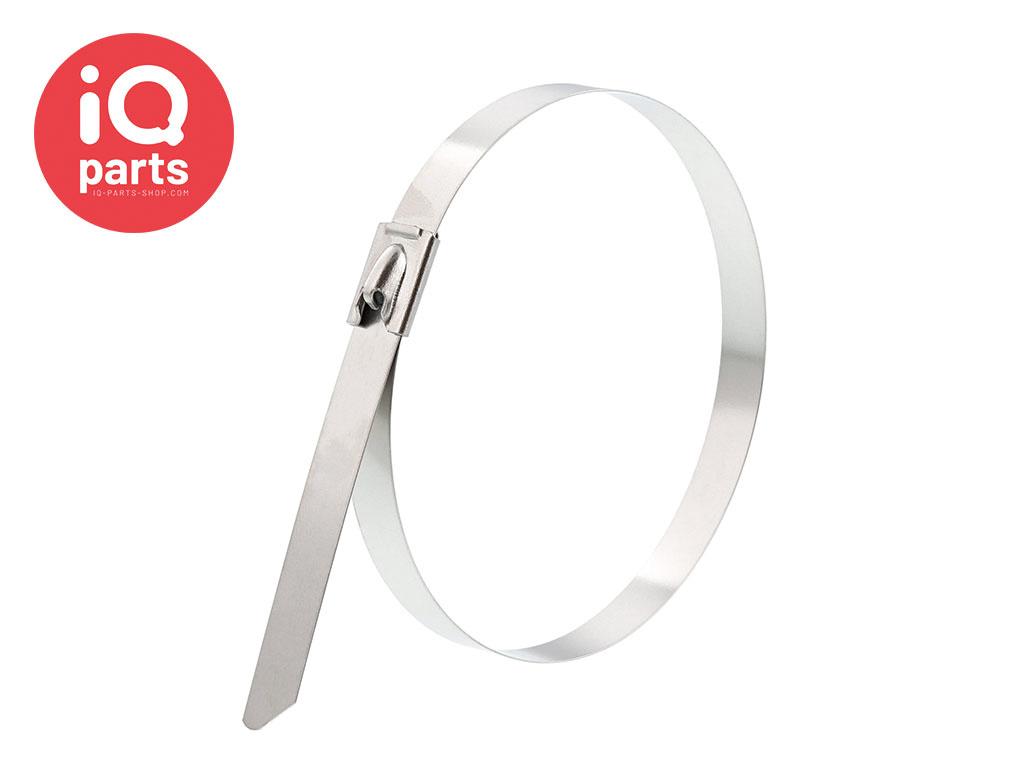 NORMA Normafix® Roestvrijstalen Kabelbinder W4 RVS 304