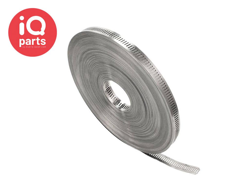 Endlosbandsysteme Breite 14 mm W4 (SS 304)