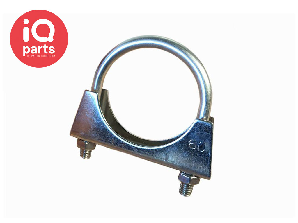 RVS 304 - W4 Exhaust Clamp M8