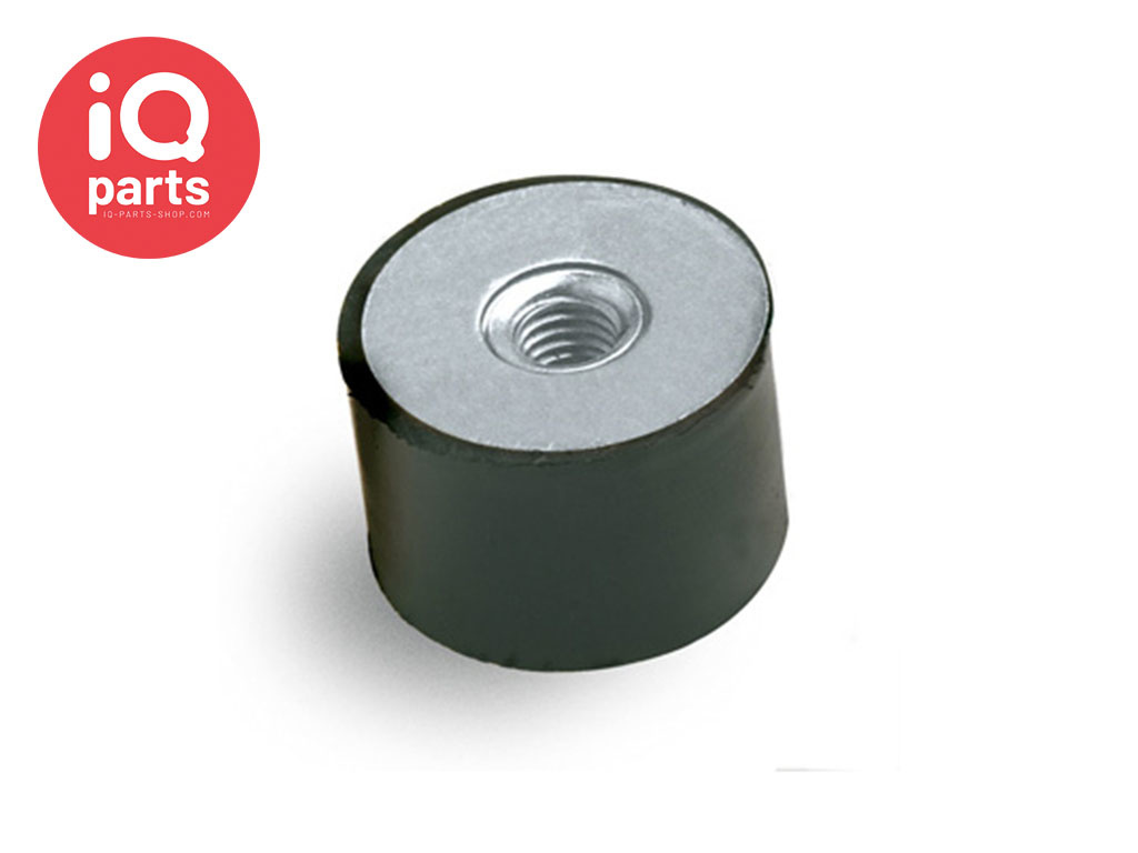 Vibration mounts Type E (60 shore)