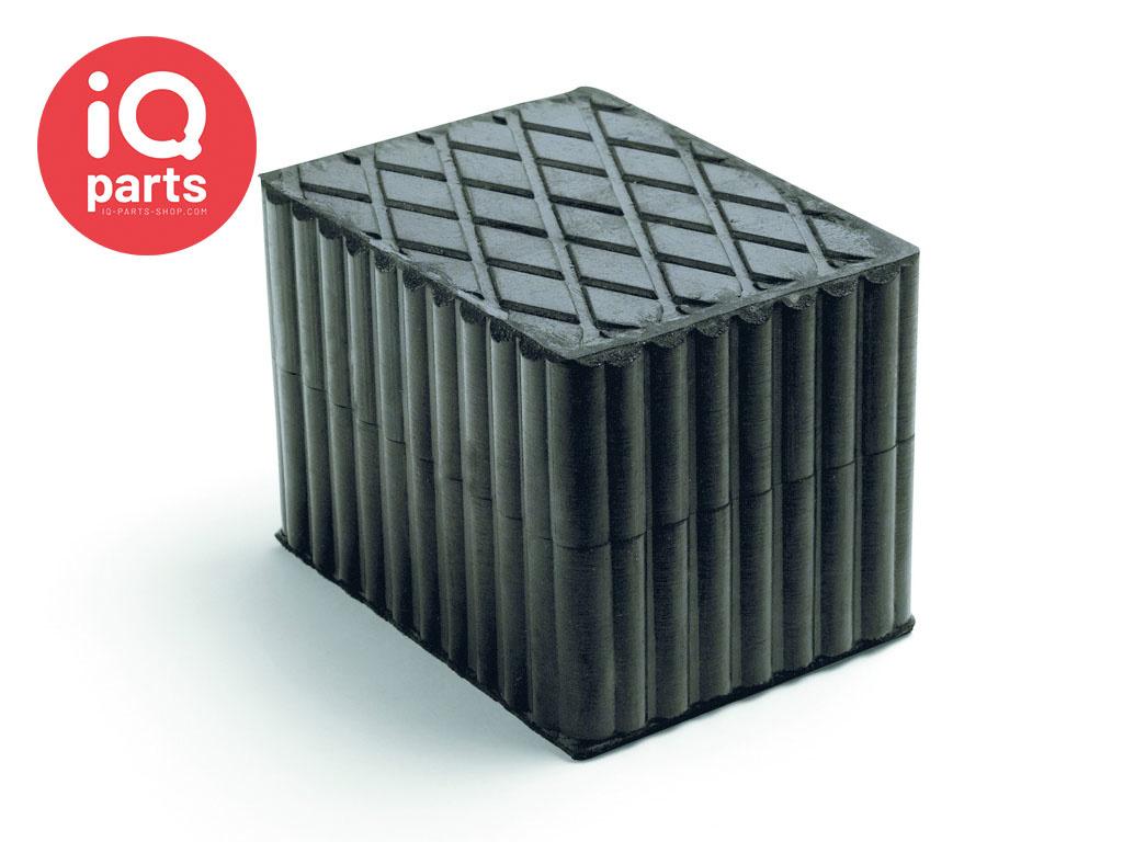Vibration damper block type TPG