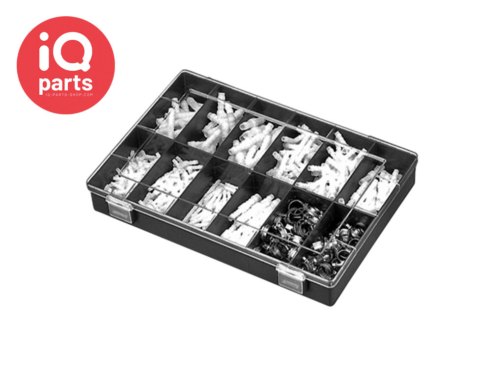 Push-on connectors Assortment Box SV Serie