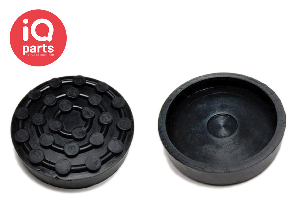 Round protective pad for Column post lift TPE10