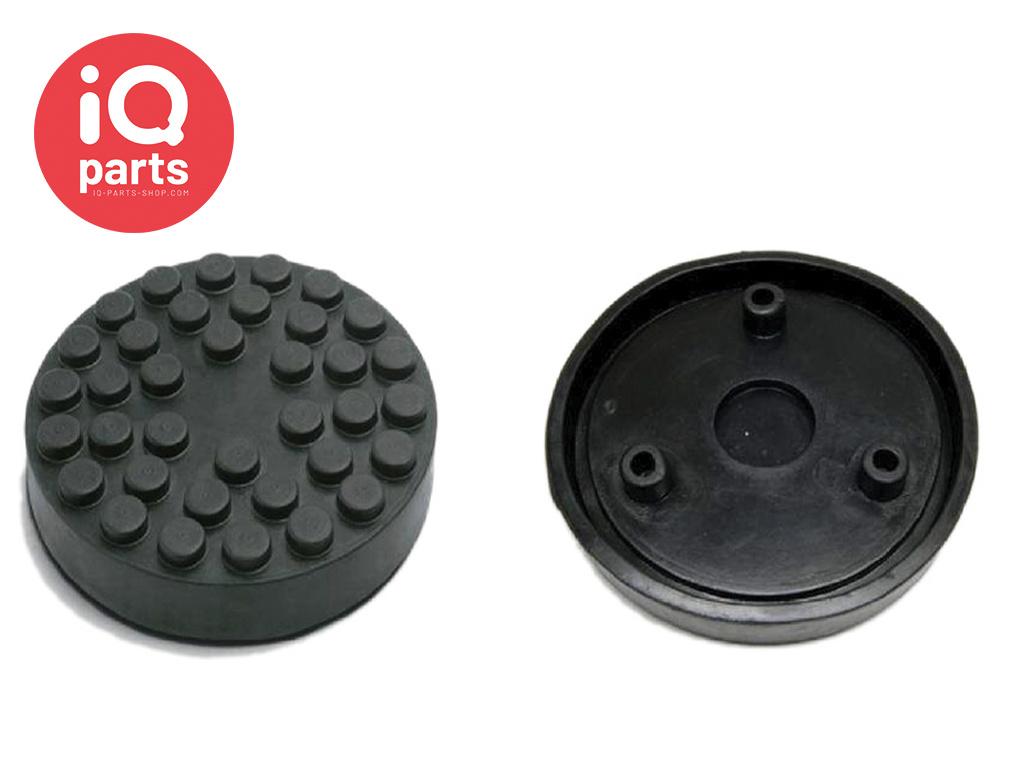 Round protective pad for Column post lift TPE12
