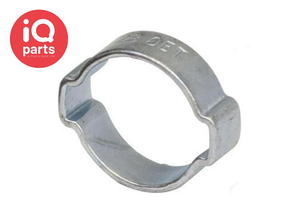 Oetiker Oetiker 2-Ear Clips 101 - W1 (Sinc plated)