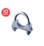 IQ-Parts IQ-Parts Exhaust Clamp universal M8 - W1