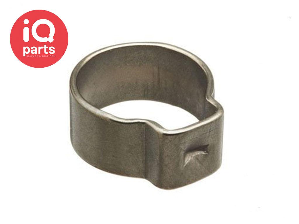 Oetiker Oetiker 1-Ear Clips 153 - W4 (AISI304)