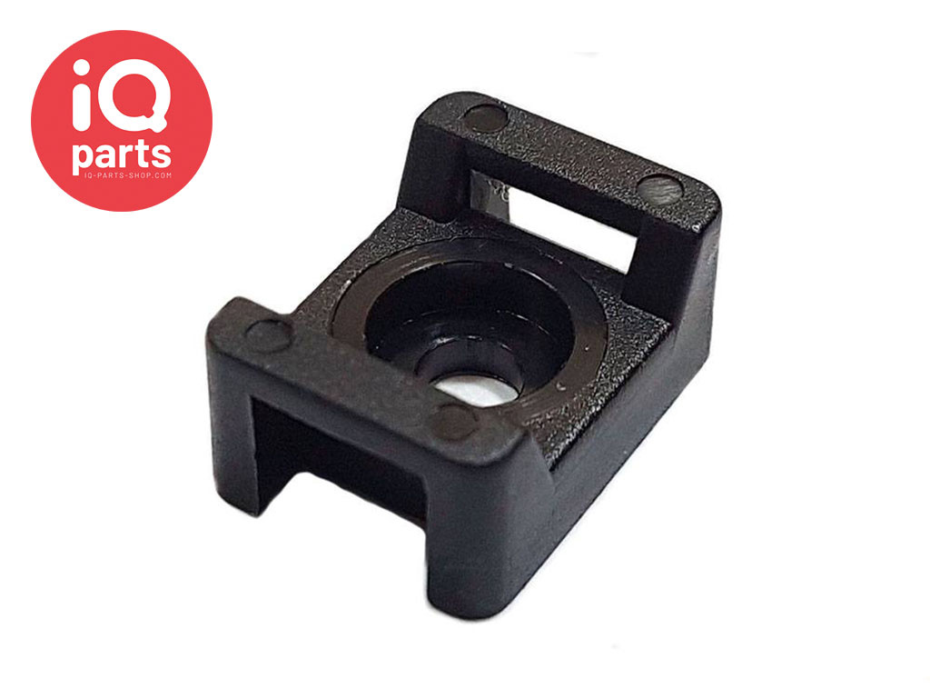 Nylon Saddle Mounts Eyelets