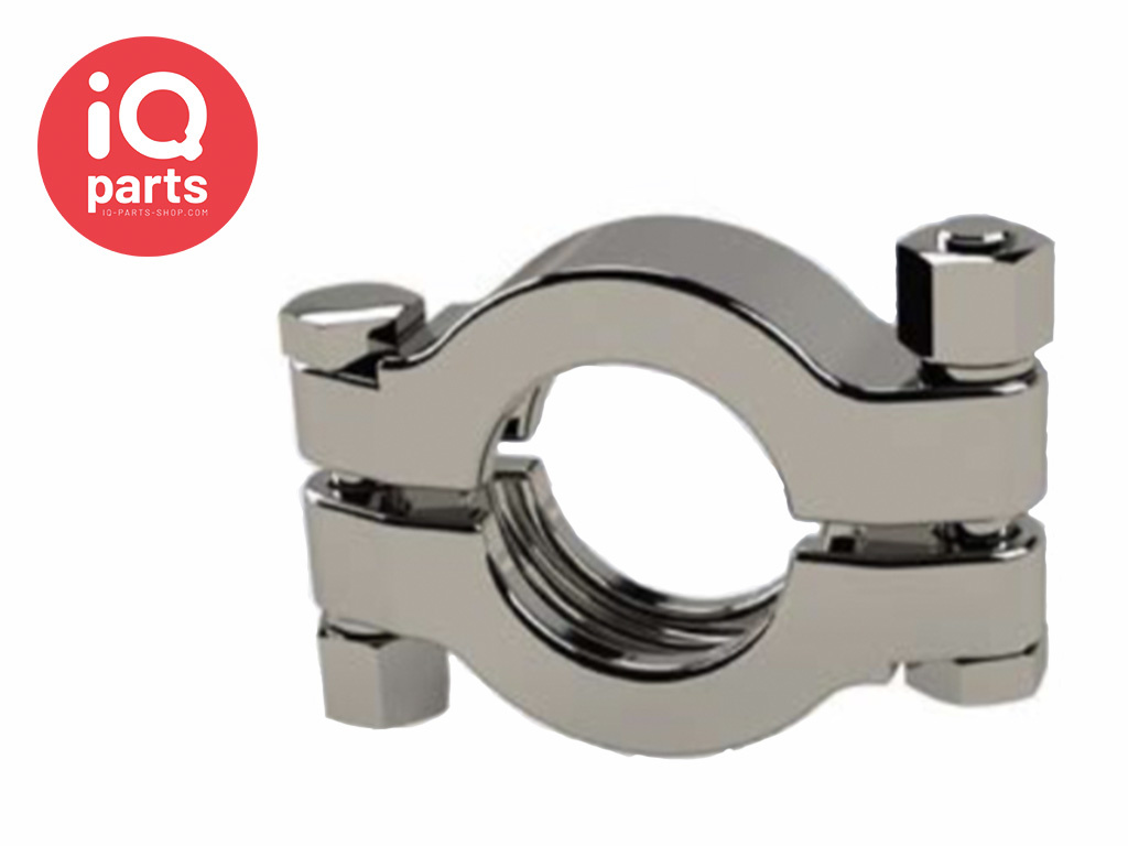 Tri-Clamp SSH-Type  (Heavy Duty) Closure Clamp